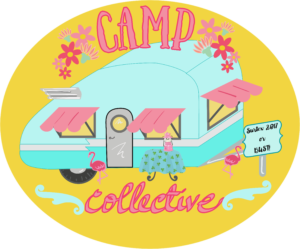 Camp Collective is Joan Herlinger, Jacquelyn Carter, Katia Bulbenko & Teresa Barry